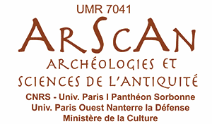 UMR 7041 – ArScAn – HAROC