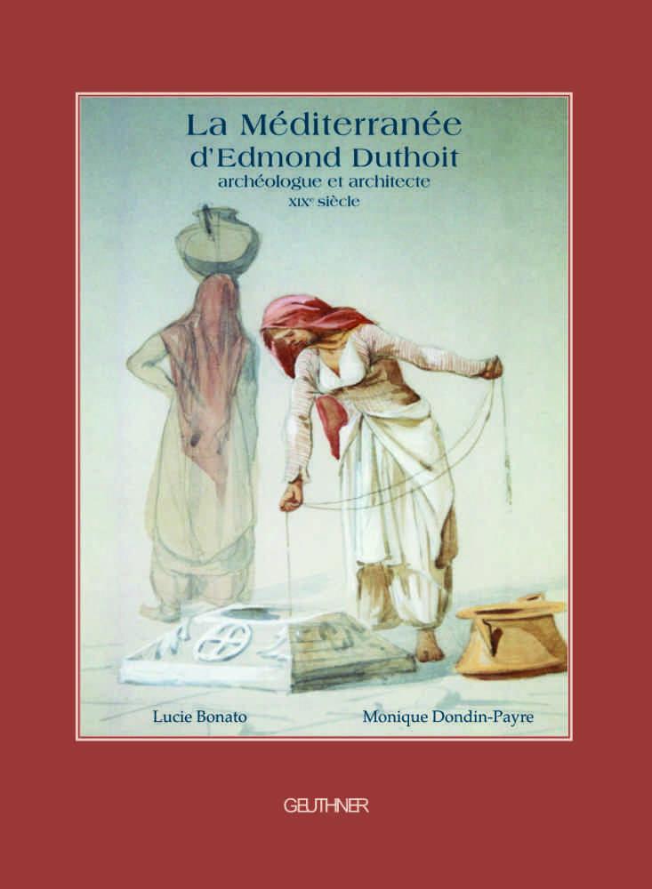 La Méditerranée d'Edmond Duthoit
