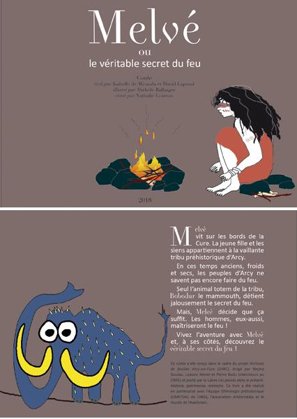 Melvé ou le véritable secret du feu