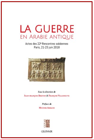 La Guerre en Arabie Antique